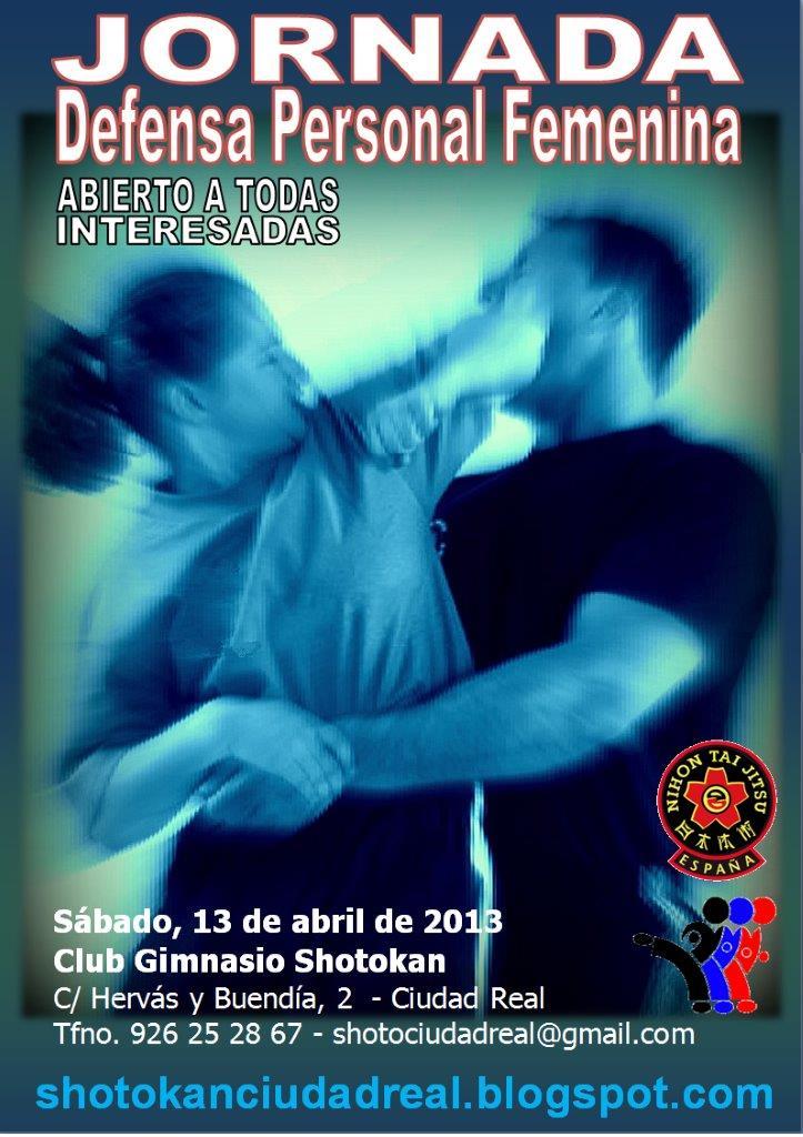 Cartel Jornada DPF 2013