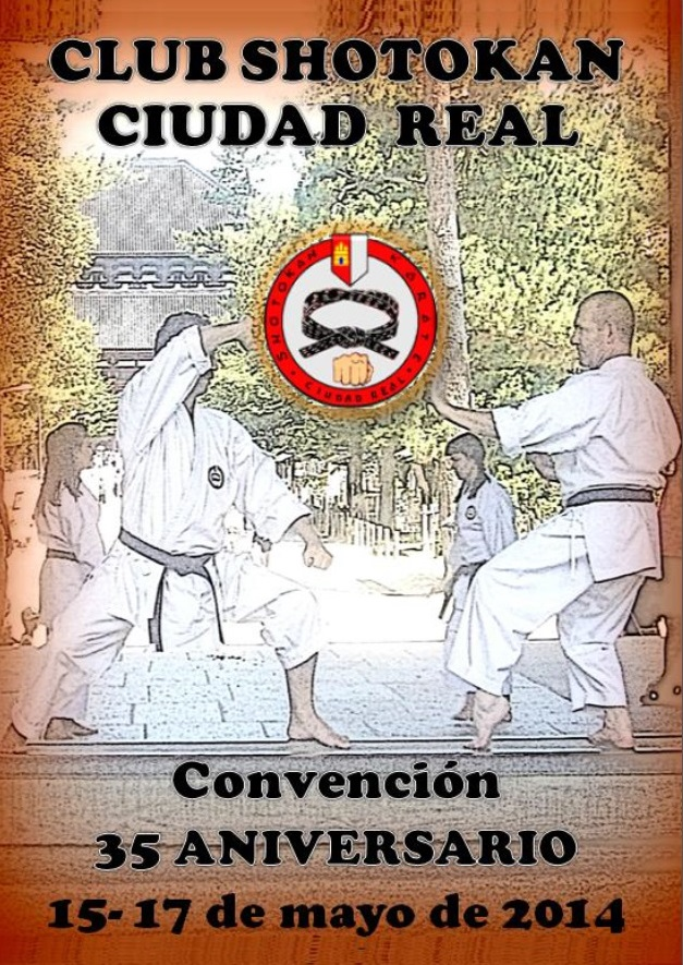 35 Aniversario CD Shotokan CR 2