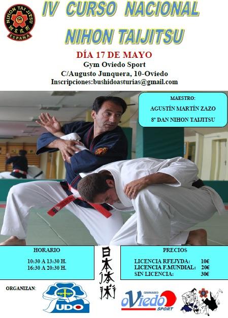 Curso Nacional NTJ Oviedo 2014