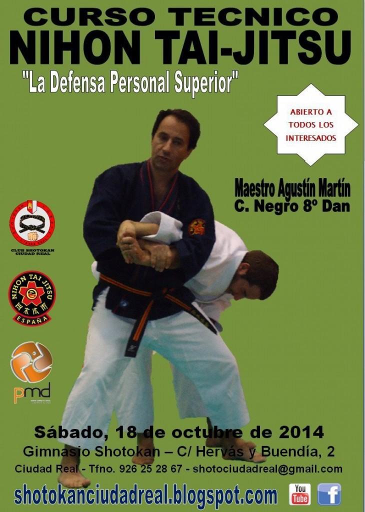 Curso Agustín Martin - Ciudad real - 2014