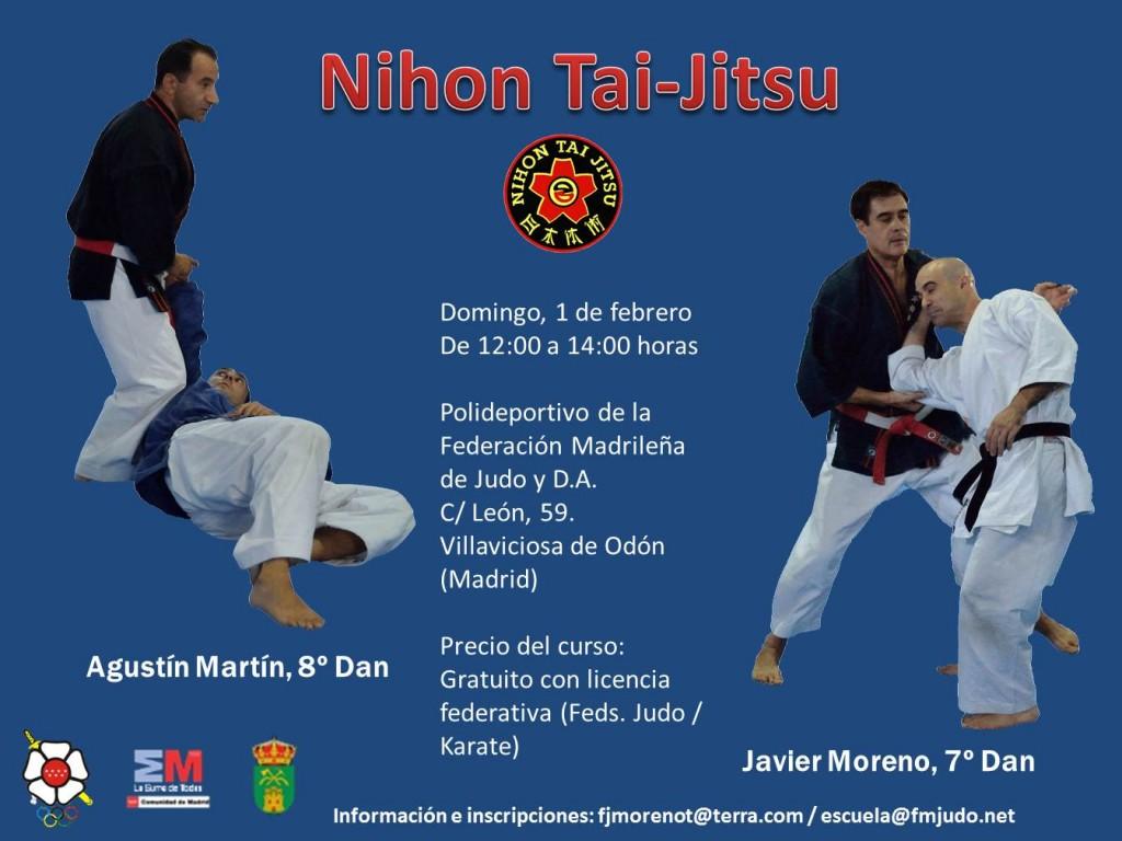 Póster Curso Regional NTJ feb-14 Agustín-Javier